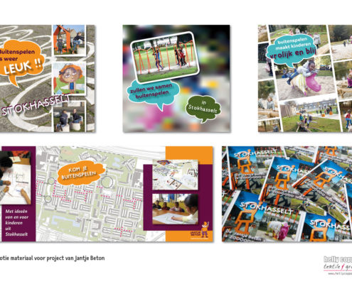 giftbox kaarten Jantje Beton